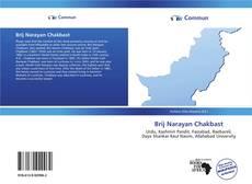 Buchcover von Brij Narayan Chakbast