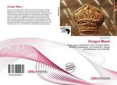 Bookcover of Gregor Mann