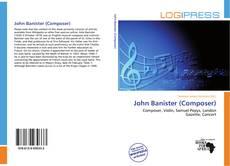 Copertina di John Banister (Composer)