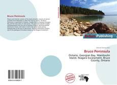 Capa do livro de Bruce Peninsula