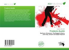 Bookcover of Frederic Austin