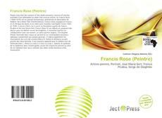 Capa do livro de Francis Rose (Peintre)