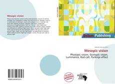 Bookcover of Mesopic vision
