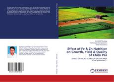 Copertina di Effect of Fe & Zn Nutrition on Growth, Yield & Quality of Chick Pea