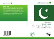 Bookcover of Munir Niazi