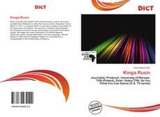 Buchcover von Kinga Rusin
