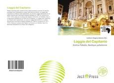 Capa do livro de Loggia del Capitanio