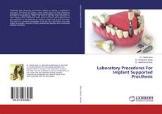 Capa do livro de Laboratory Procedures For Implant Supported Prosthesis