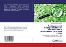 Portada del libro de Преодоление информационной асимметрии в розничных торговых сетях