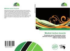 Copertina di Medial rectus muscle