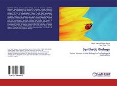 Bookcover of Synthetic Biology