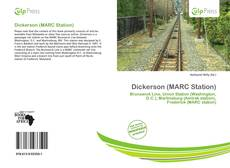 Couverture de Dickerson (MARC Station)