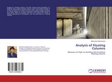 Bookcover of Analysis of Floating Columns