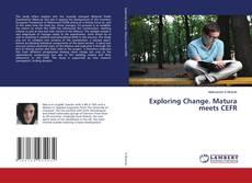 Buchcover von Exploring Change. Matura meets CEFR