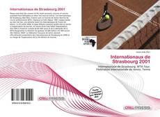 Internationaux de Strasbourg 2001的封面