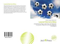 Leonel Herrera Silva kitap kapağı