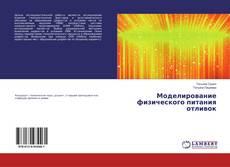 Bookcover of Моделирование физического питания отливок