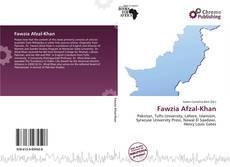 Couverture de Fawzia Afzal-Khan