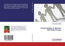 Portada del libro de Sustainability of Women Self-Help Groups