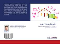 Bookcover of Smart Home Security