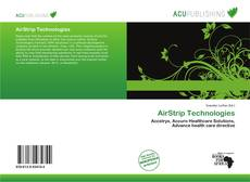 Bookcover of AirStrip Technologies