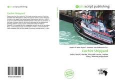 Bookcover of Cochin Shipyard