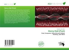 Bookcover of Henry Hall (Poet)
