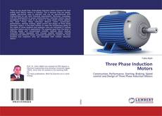 Three Phase Induction Motors kitap kapağı