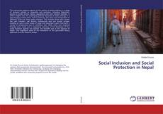 Buchcover von Social Inclusion and Social Protection in Nepal