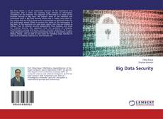 Bookcover of Big Data Security