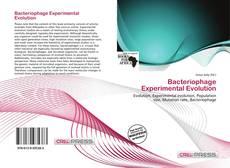 Обложка Bacteriophage Experimental Evolution
