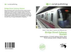Buchcover von Bridge Street Subway Station