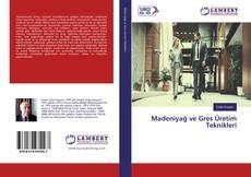 Madeniyağ ve Gres Üretim Teknikleri kitap kapağı