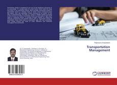 Couverture de Transportation Management