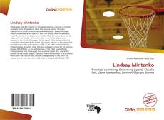 Bookcover of Lindsay Mintenko