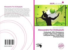 Couverture de Alessandro Fei (Volleyball)