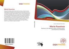 Portada del libro de Mario Prassinos