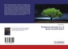 Capa do livro de Pongamia pinnata (L.): A great versatile plant