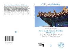 Couverture de First And Second Battles Of Wonju
