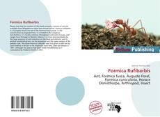 Borítókép a  Formica Rufibarbis - hoz