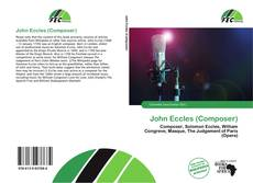 Bookcover of John Eccles (Composer)