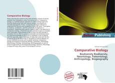 Comparative Biology kitap kapağı