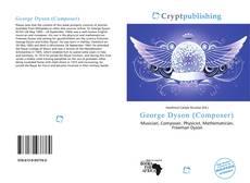 Portada del libro de George Dyson (Composer)