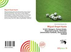 Miguel Ángel Ayala的封面