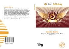 Buchcover von John W. Duarte