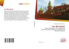 Bookcover of Jan Śniadecki