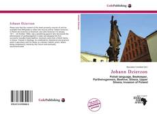 Bookcover of Johann Dzierzon