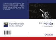 Bookcover of C++ Programming Language