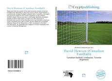Bookcover of David Hewson (Canadian Football)