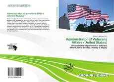 Bookcover of Administrator of Veterans Affairs (United States)